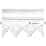 Enriched cornice С-128