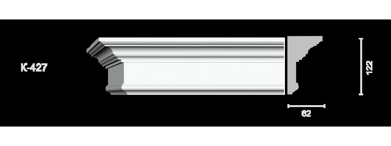 Profiled cornice С-427