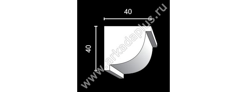 Profiled cornice С-467