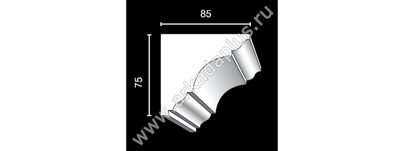 Profiled cornice С-473