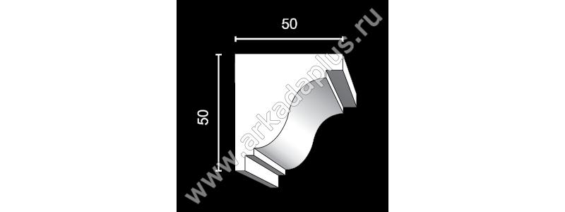 Profiled cornice С-478