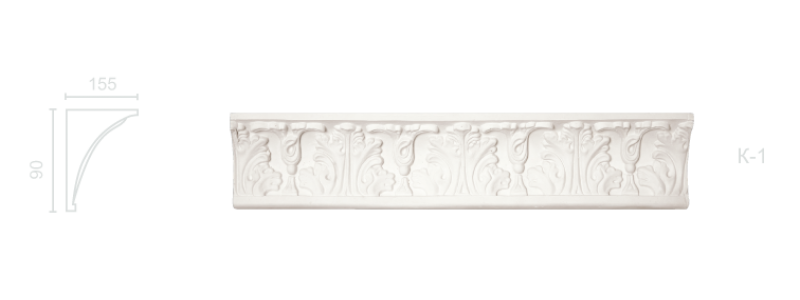 Enriched cornice С-1
