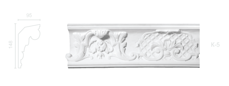 Enriched cornice С-5