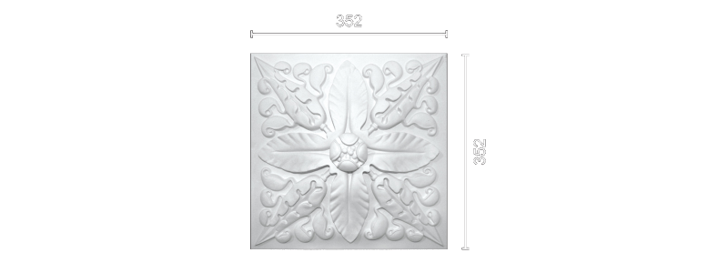 Ceiling tile CT-1