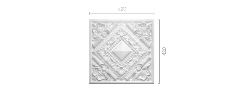 Ceiling tile CT-2