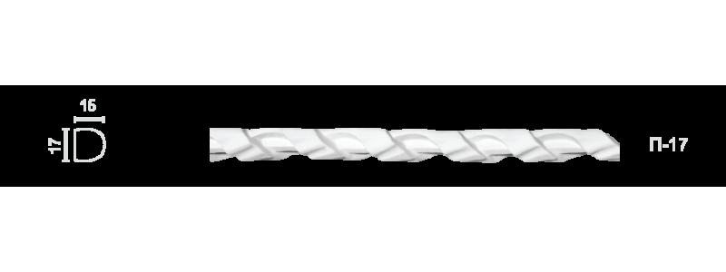 Plaster frieze P-17