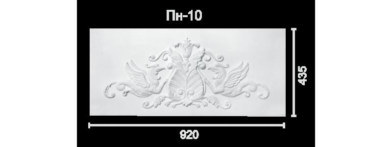Plaster panel PP-10