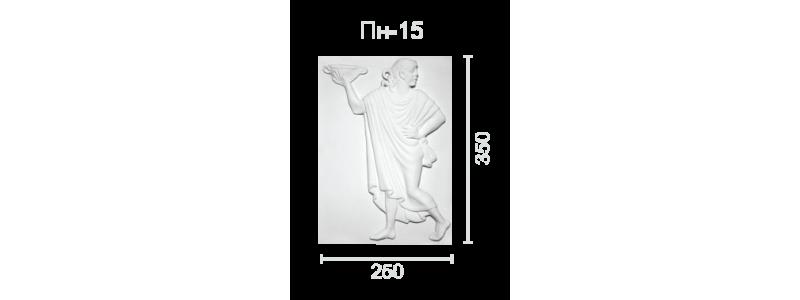 Plaster panel PP-15