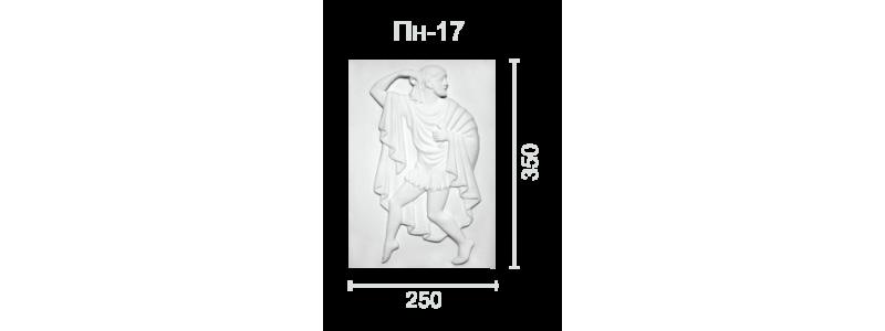 Plaster panel PP-17