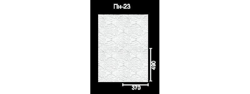 Plaster panel PP-23