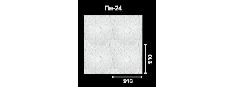Plaster panel PP-24
