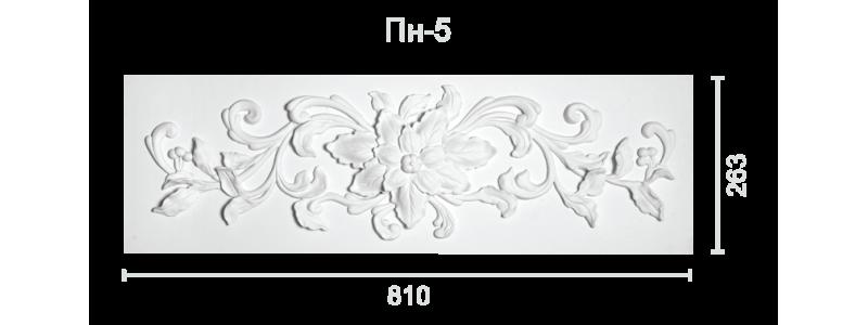 Plaster panel PP-5