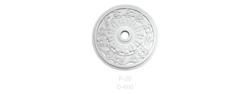 Ceiling Centre CR-20