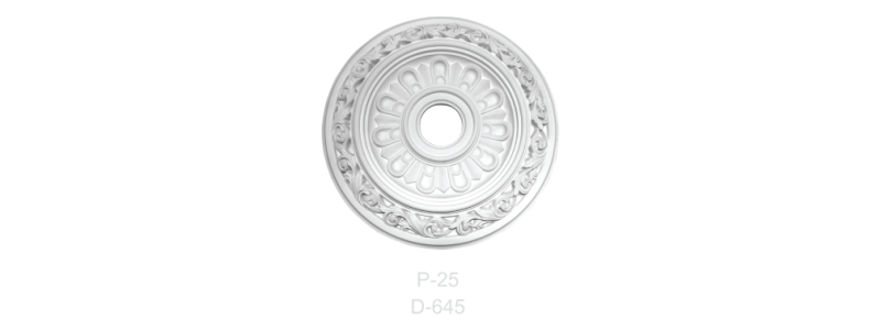 Ceiling Centre CR-25