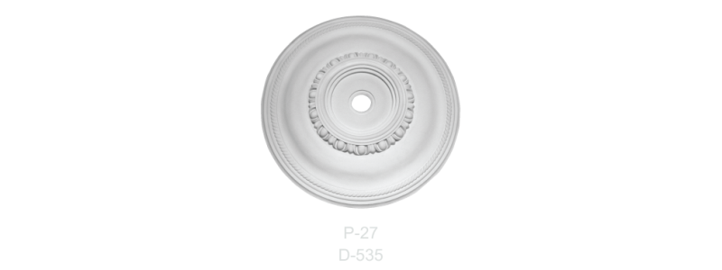 Ceiling Centre CR-27
