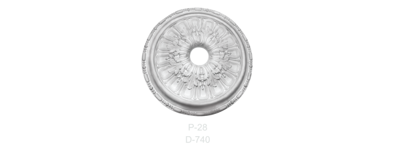 Ceiling Centre CR-28