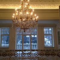 Custom plaster molding interior decor and design