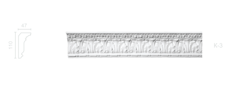 Enriched cornice С-3