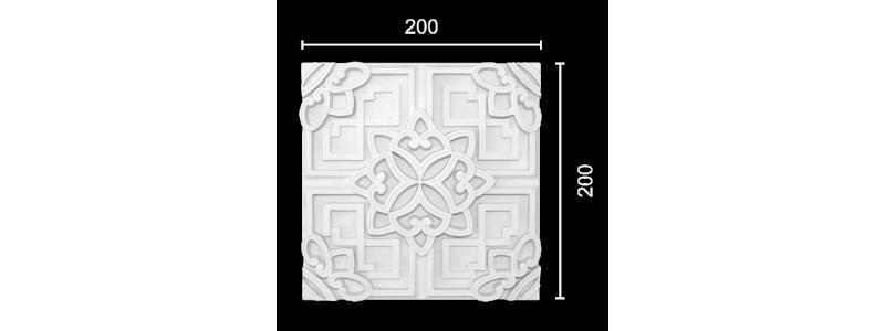 Plaster Tile PT-1