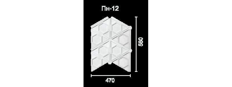 Plaster panel PP-12