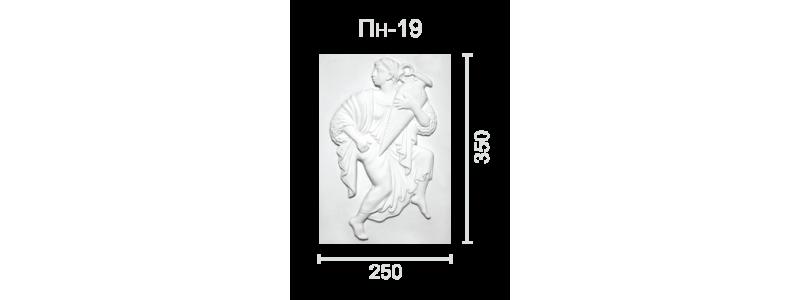 Plaster panel PP-19