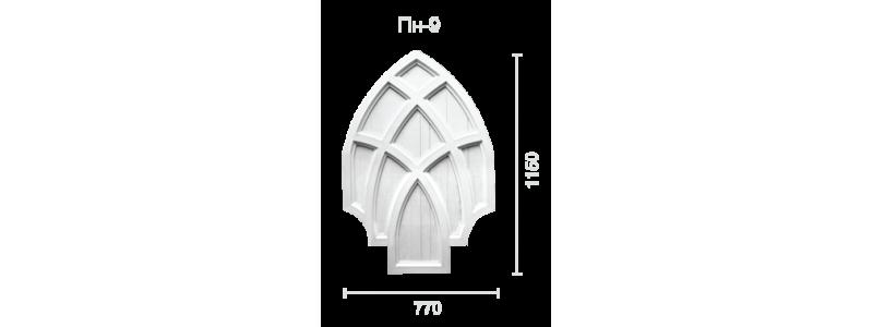 Plaster panel PP-9